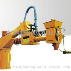 抛丸机|混砂机|双臂连续式树脂砂混砂机