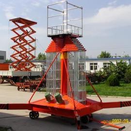湖北升降机、湖北升降平台、孝感套缸式升降机