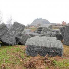 四川格宾网 西藏六角网 护山石笼网卷网 抗洪铅丝笼网箱