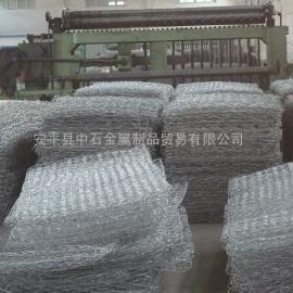 镀铝锌石笼网 生态格宾笼 高镀锌格宾挡墙 覆塑六角网