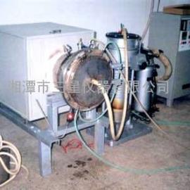 ZK不锈钢内胆可移开快速升降温真空电阻炉