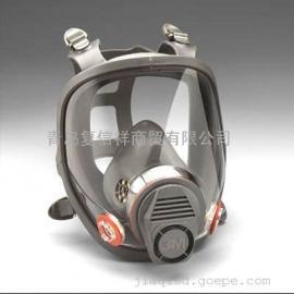 山东青岛消毒气溶胶3M6800、7800面具,垃圾毒面罩