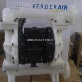 德国VERDER隔膜泵VA15PPPPTFTF