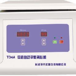 仪器港TD4B低速自动平衡离心机/台式低速离心机