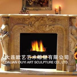 大连美式壁炉|大连英式壁炉|大连法式壁炉