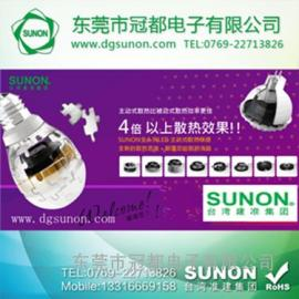 东莞LED主动式散热模组