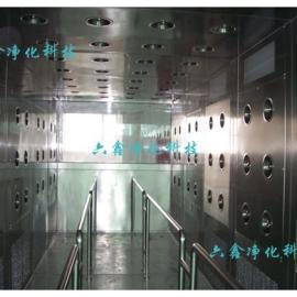 六鑫净化科技---风淋通道,货淋室系列