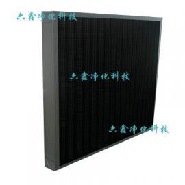 六鑫牌活性炭过滤器|耐高温过滤器