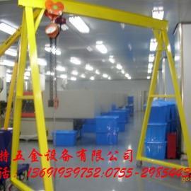 广州龙门架吊,小型龙门吊,电动龙门架吊厂家