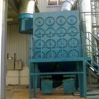 高效脱硫除尘器