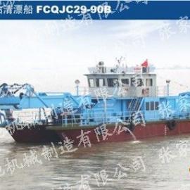 大型水电站清漂船