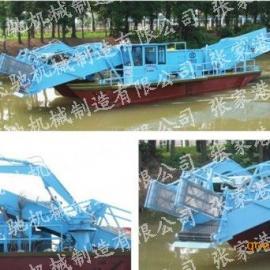 水电站清漂船