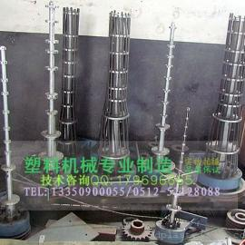 塑筋加强管挤出设备|江苏塑筋管生产线价格及厂家