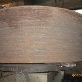 磨辊磨盘瓦堆焊修复及新品制造
