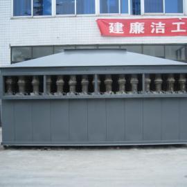 XTD-T型陶瓷多管除尘器