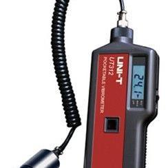 优利德一体式延长探头数显测振仪UT321