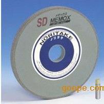 日本则武noritake砂轮多气孔通用金刚石砂轮