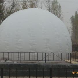 400立方双膜气柜-青岛超威特