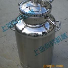 50L不锈钢保温桶 暂存桶 运输桶