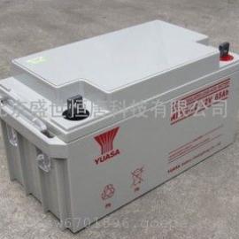 YUASA汤浅电池NP65-12/12V65AH价格