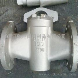 310S不锈钢旋塞阀
