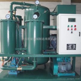 专业脱大水润滑油滤油机