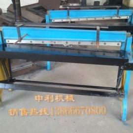 申利脚踏剪板机 电动剪板机 1米3小型剪板机 铸造型剪板机