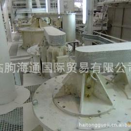 提供进口膨润土,叶腊石,硅藻土高岭超细气流分级机