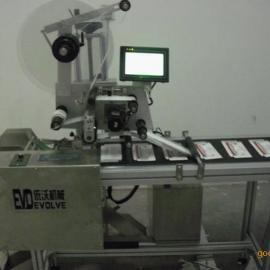 EV-TF180平面分页贴标机