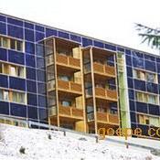 平板太阳能集中供热分户计量系统