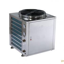 地暖热水两用热泵