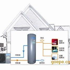 空气源热泵热水器YHG系列 商用型|家用型