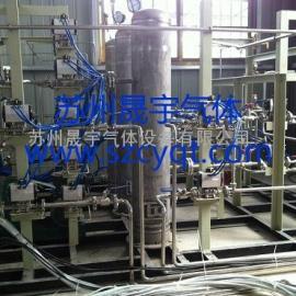 氮氢混配装置混配装置配气器