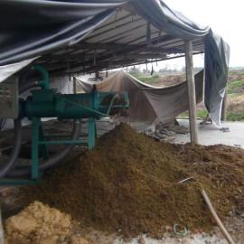 台州春鼎机械专业生产猪粪便处理机、猪粪挤压机