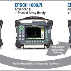 EPOCH1000I相控阵探伤仪