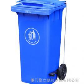 厦门塑料垃圾桶,同安环卫垃圾桶