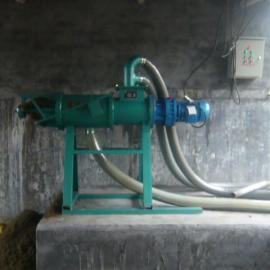 春鼎牌猪粪便处理机、LJFA碳钢猪粪便处理机