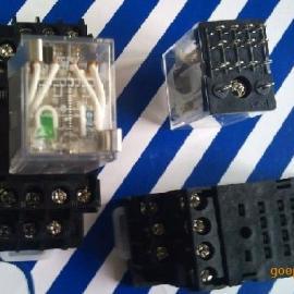 HJ4松下继电器底座HJ4-SFD-S