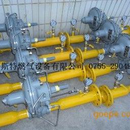 费希尔减压阀FS299H天然气调压器299螺纹连接