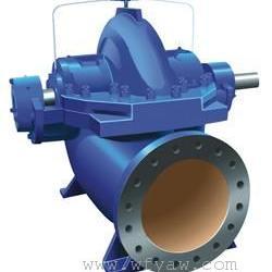 自来水管道S型双吸增压泵