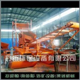 出售青州力拓LT-100淘金船