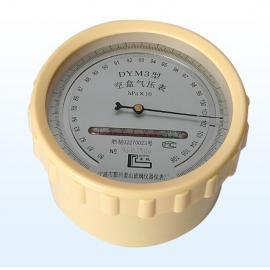 空盒气压表 DYM3空盒气压计 鄞州大气压力表