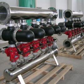 管道式叠片过滤器,管道过滤器生产厂家