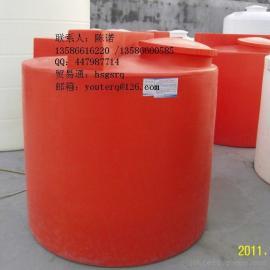1.5吨PE加药搅拌桶