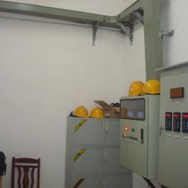 20m3/h阳阴离子交换器控制系统