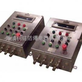 304材质不锈钢防爆配电箱厂家型号 BXM(D)
