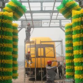 北京欧德巴斯列车洗车机T6|列车自动清洗机报价