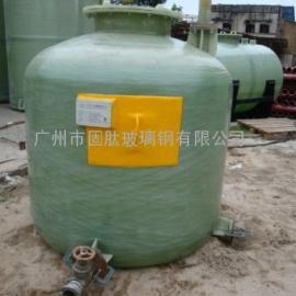 惠州玻璃钢计量罐