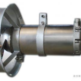 QJB1.5/6系列潜水搅拌机混合搅拌和低速推流系列水处理