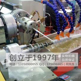 PVC塑筋围绕排风软管机械|油烟机吸风管设备